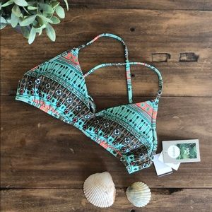Eidon Swim Madison bikini top